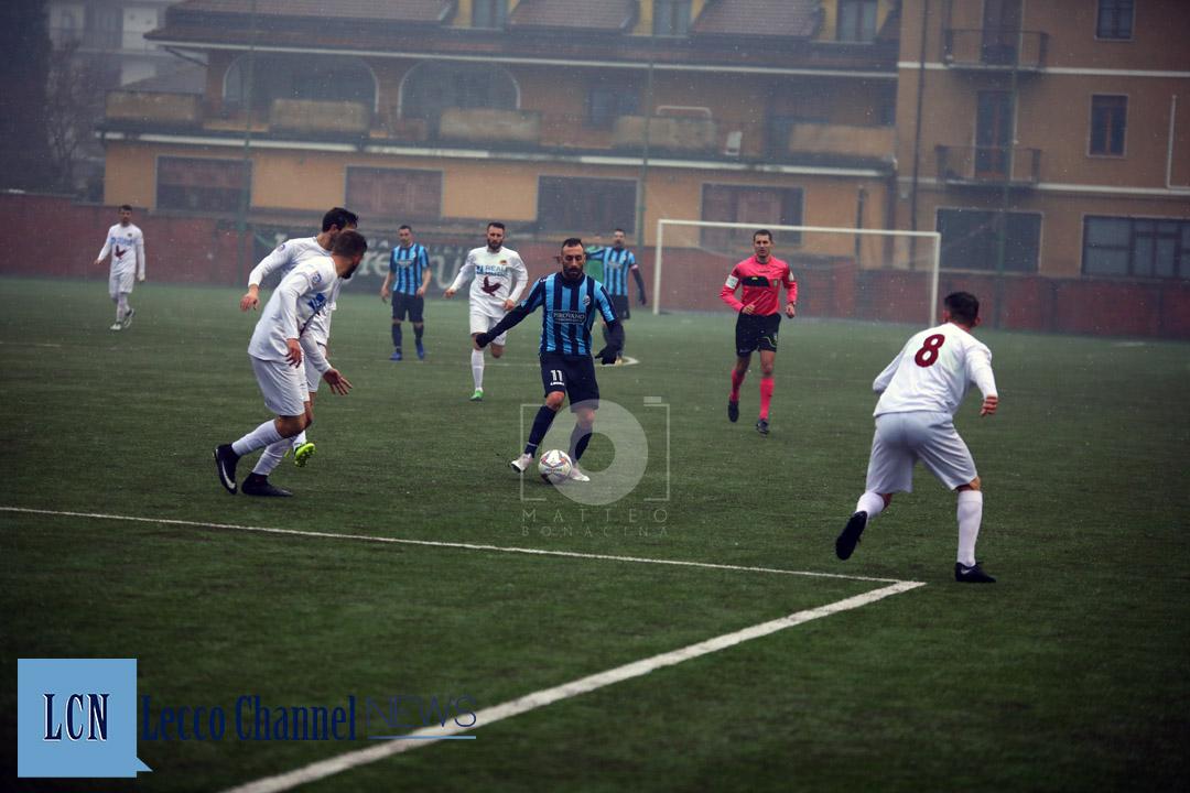Borgosesia Calcio Lecco Campionato Serie D 27 Gennaio 2019 (13)