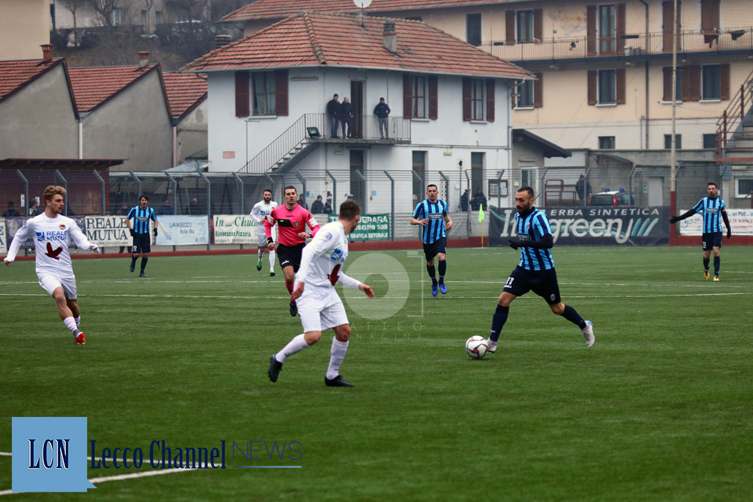 Borgosesia Calcio Lecco Campionato Serie D 27 Gennaio 2019 (2)