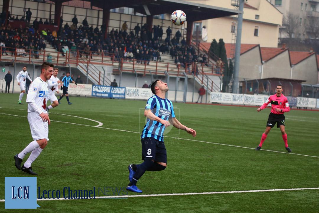Borgosesia Calcio Lecco Campionato Serie D 27 Gennaio 2019 (6)