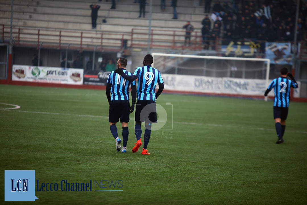 Borgosesia Calcio Lecco Campionato Serie D 27 Gennaio 2019 (9)