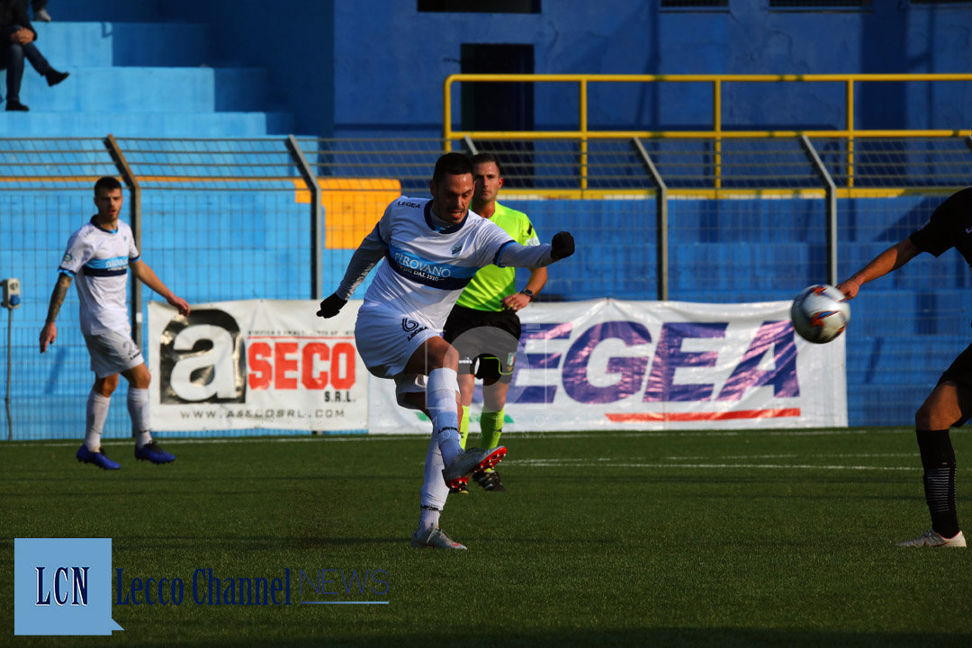 Calcio Lecco Pedrocchi Casale 20 Gennaio 2019 Serie D Campionato (21)