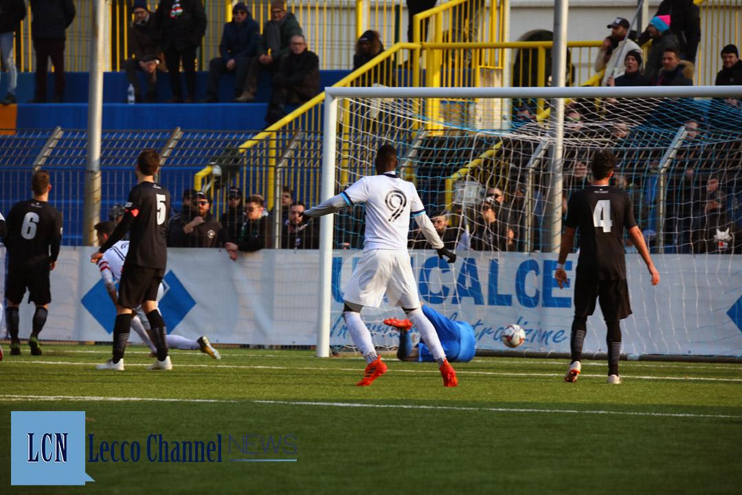 Calcio Lecco Casale 20 Gennaio 2019 Serie D Campionato (29)