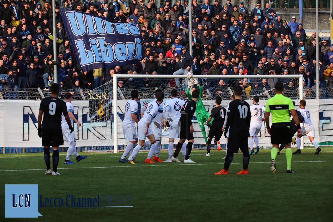 Calcio Lecco Casale 20 Gennaio 2019 Serie D Campionato (41)