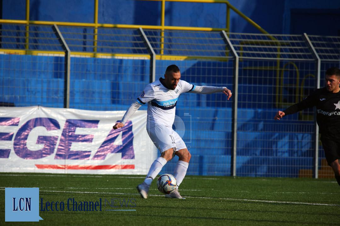 Calcio Lecco D'Anna Casale 20 Gennaio 2019 Serie D Campionato (9)