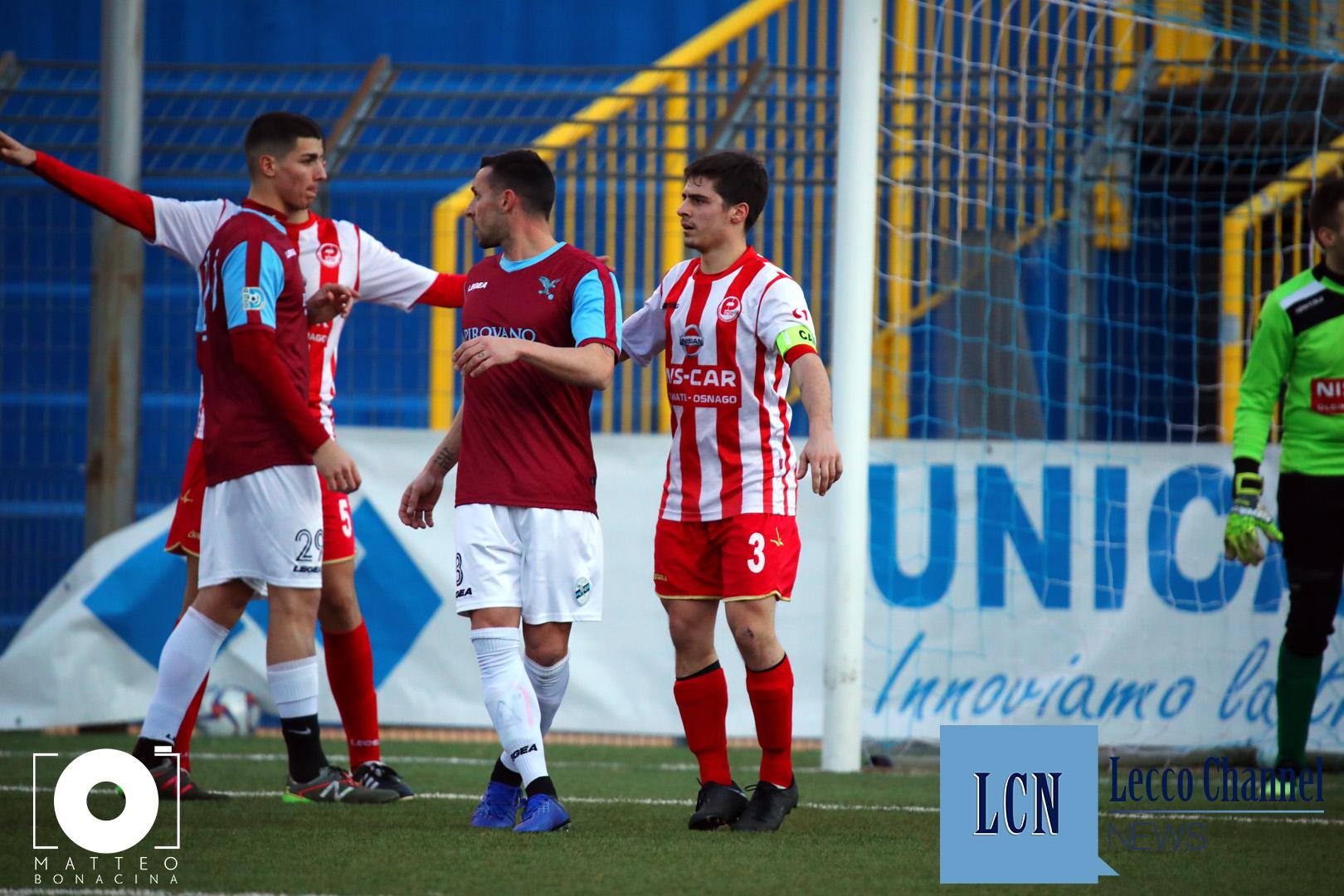 Calcio Lecco Foppenico Amichevole 10 Gennaio 2019 (22)