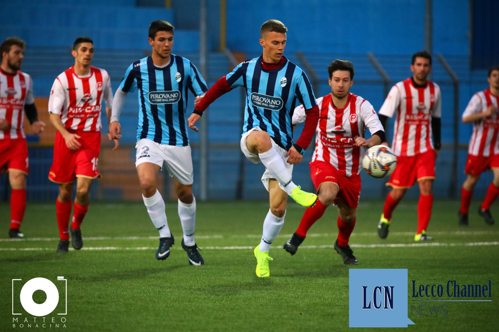 Calcio Lecco Foppenico Amichevole 10 Gennaio 2019 (28)