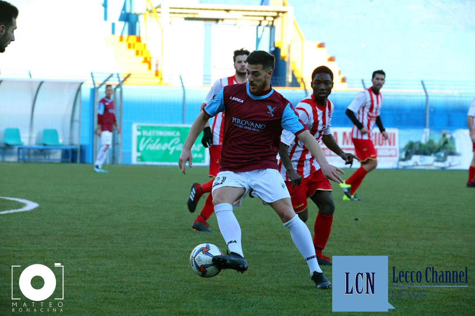 Calcio Lecco Foppenico Amichevole 10 Gennaio 2019 (3)