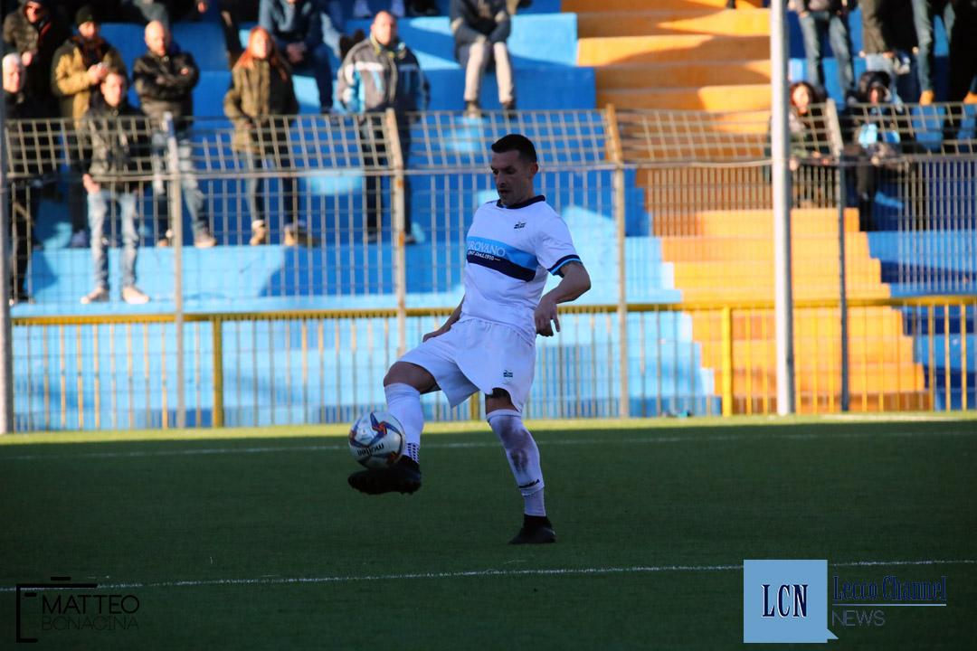 Calcio Lecco Inveruno Campionato Serie D 6 Dicembre 2019 Segato (36)