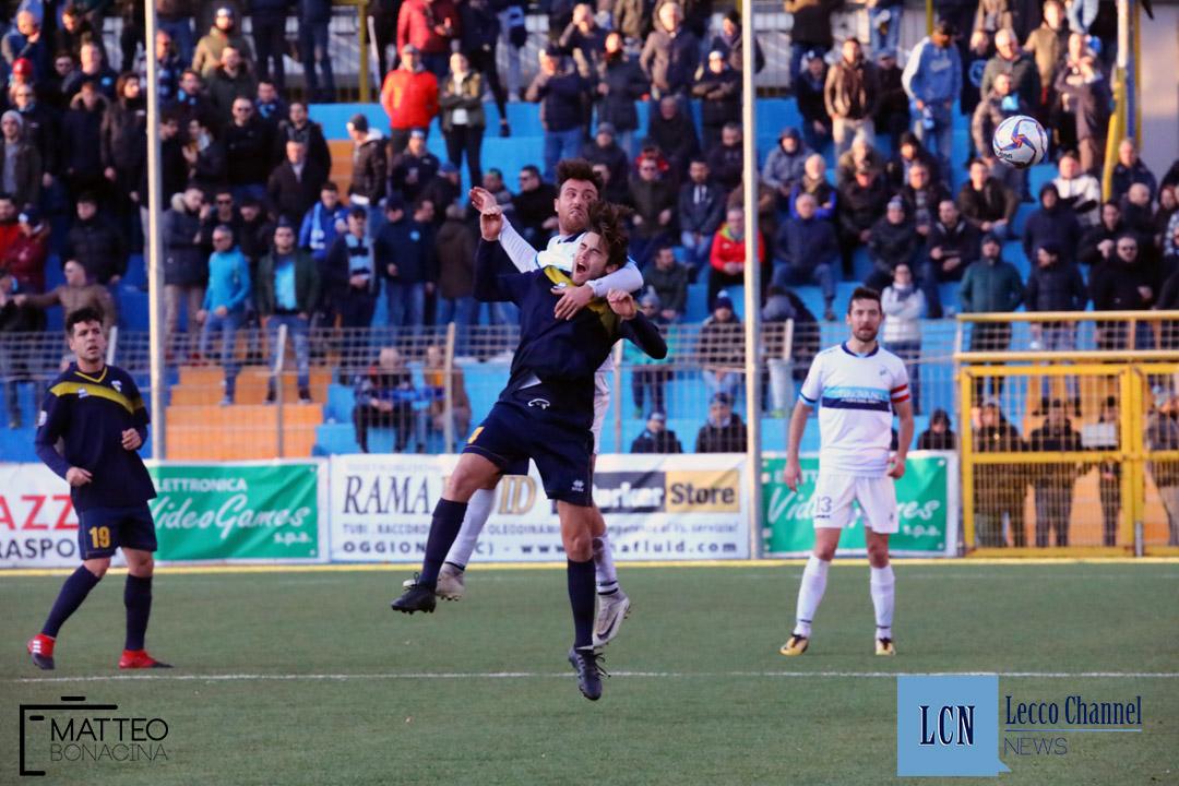 Calcio Lecco Inveruno Campionato Serie D 6 Dicembre 2019 Dragoni (45)