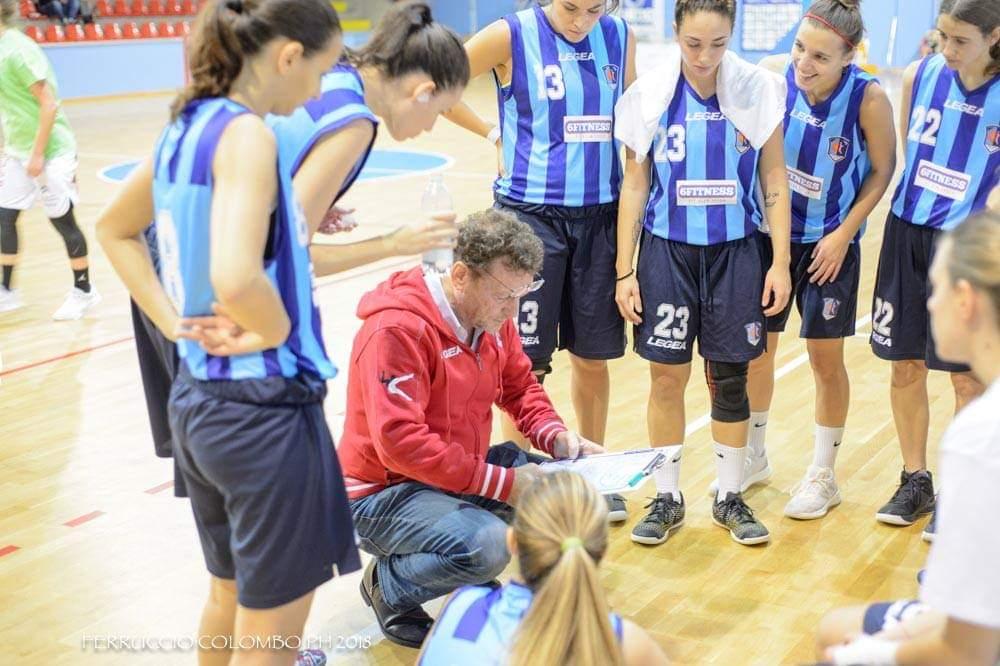 Lecco Basket Women Berri