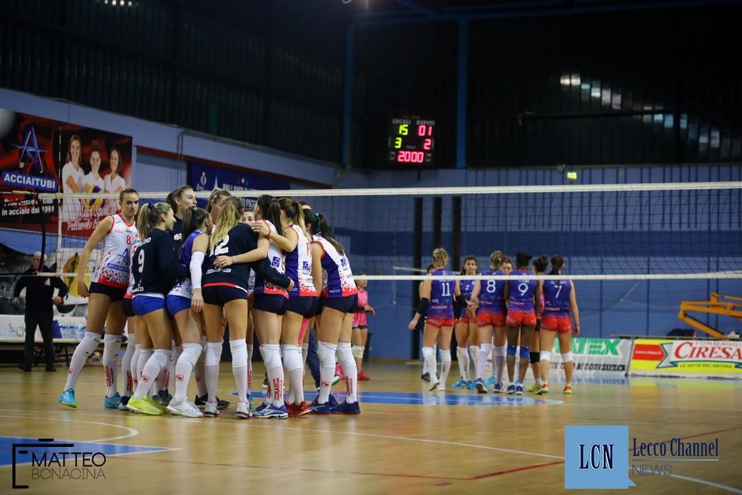 Picco Lecco Volley Parella Torino Campionato Serie B1 5 Gennaio 2018 (42)