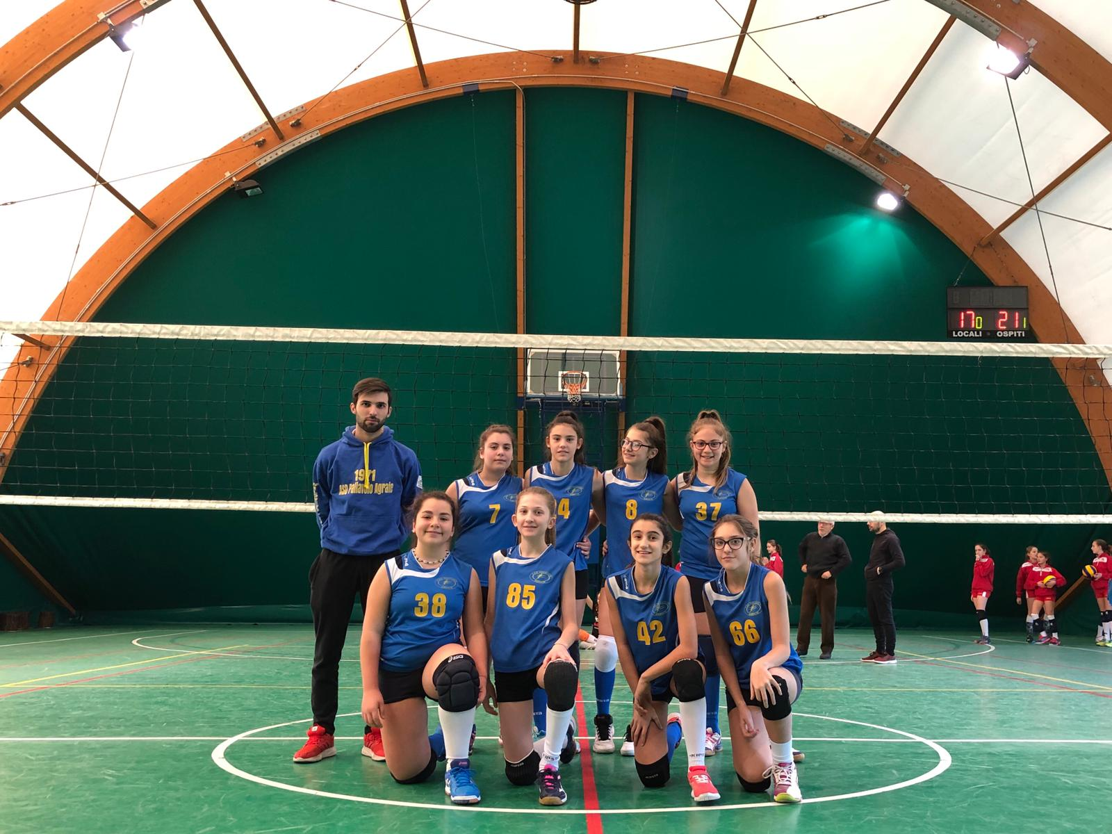 eagle cup 2019 Agrate under13