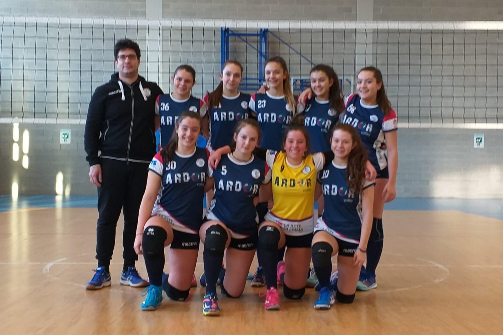 eagle cup 2019 Ardor volley under 16