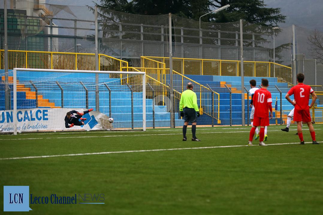 Calcio Lecco CasateseRogoredo Amichevole 7 Febbraio 2019 (18)