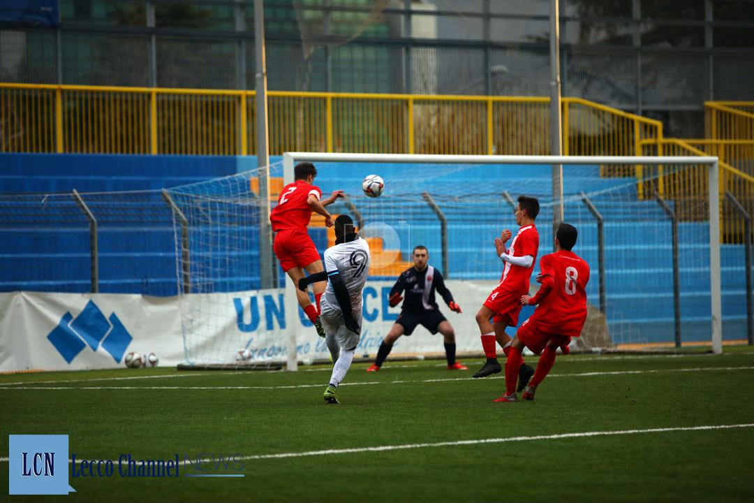 Calcio Lecco CasateseRogoredo Amichevole 7 Febbraio 2019 (20)