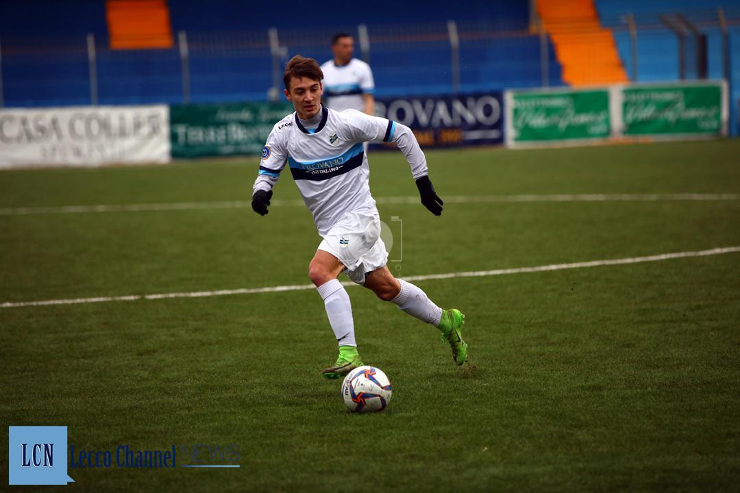 Calcio Lecco Corna CasateseRogoredo Amichevole 7 Febbraio 2019 Corna (7)