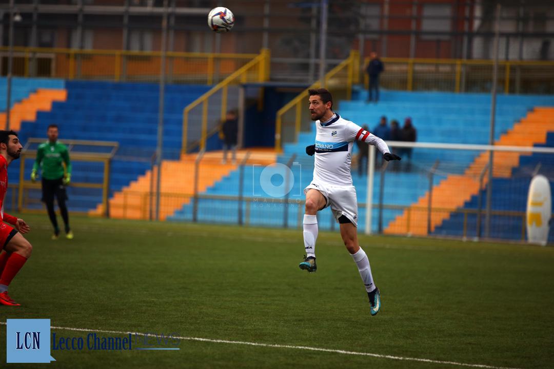 Calcio Lecco Malgrati CasateseRogoredo Amichevole 7 Febbraio 2019 Malgrati (19)