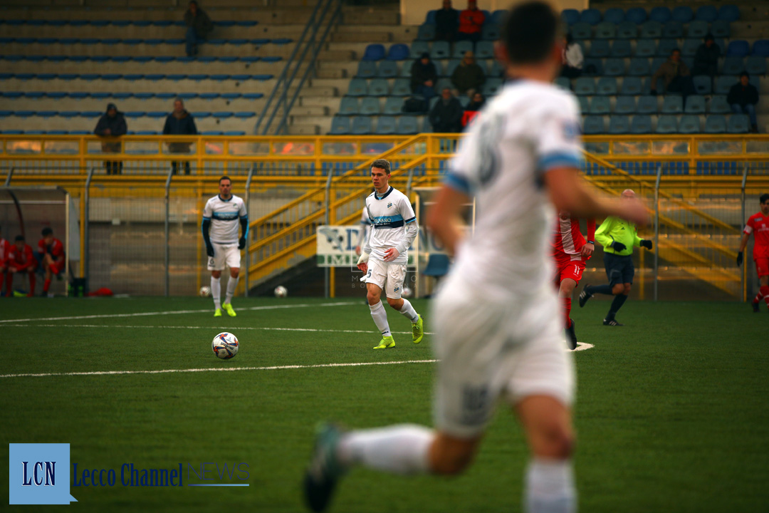 Calcio Lecco Poletto CasateseRogoredo Amichevole 7 Febbraio 2019 Poletto (22)