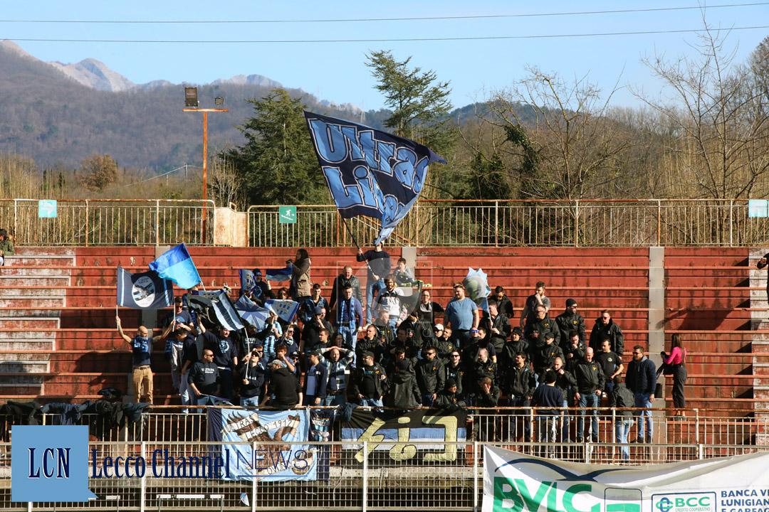 Calcio Lecco Fezzanese Campionato Serie D 24 Febbraio 2019 (1)