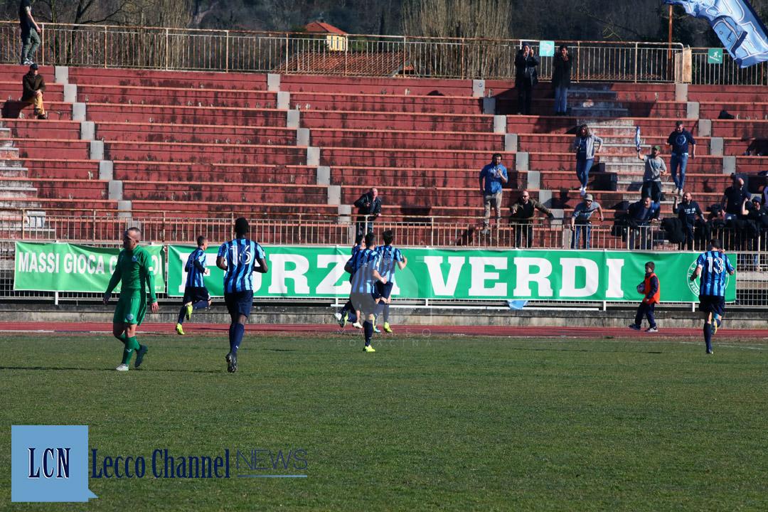 Calcio Lecco Fezzanese Campionato Serie D 24 Febbraio 2019 (16)