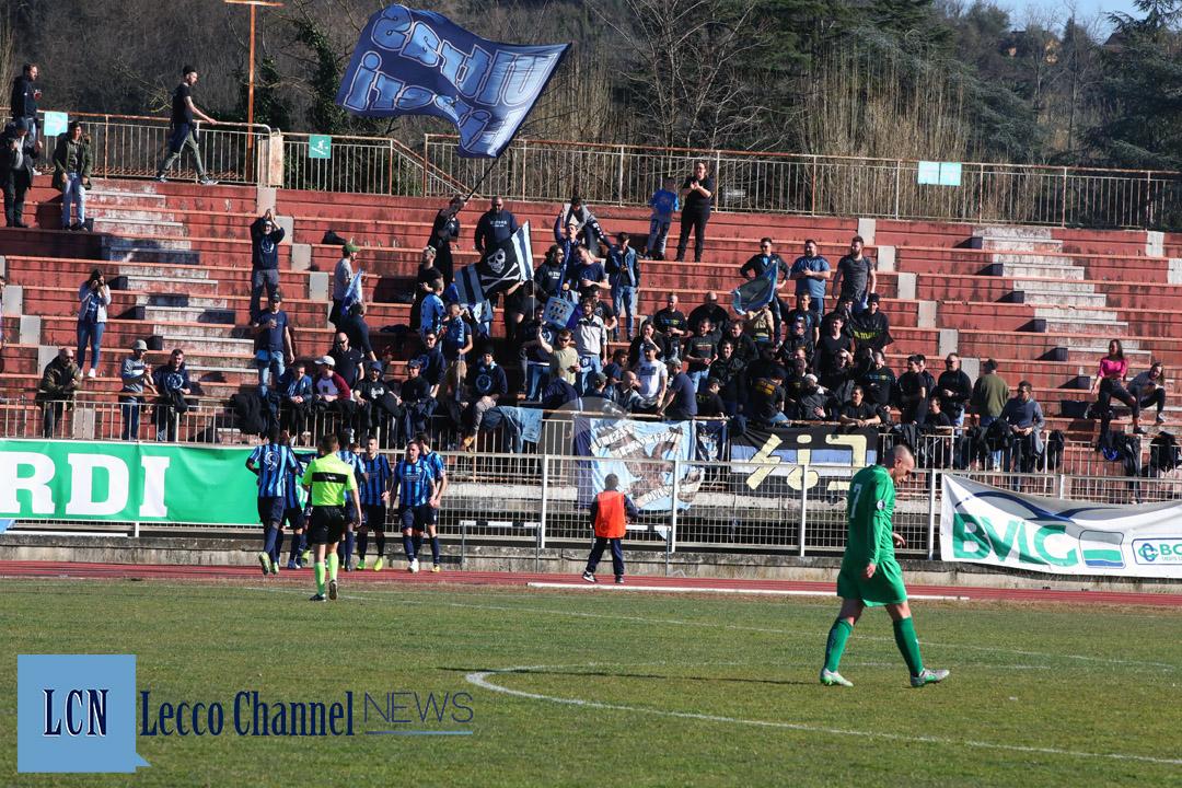 Calcio Lecco Fezzanese Campionato Serie D 24 Febbraio 2019 (18)