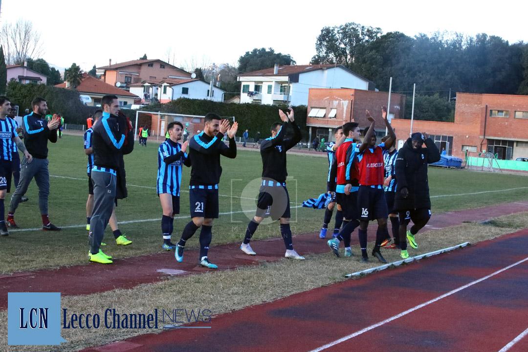 Calcio Lecco Fezzanese Campionato Serie D 24 Febbraio 2019 (31)
