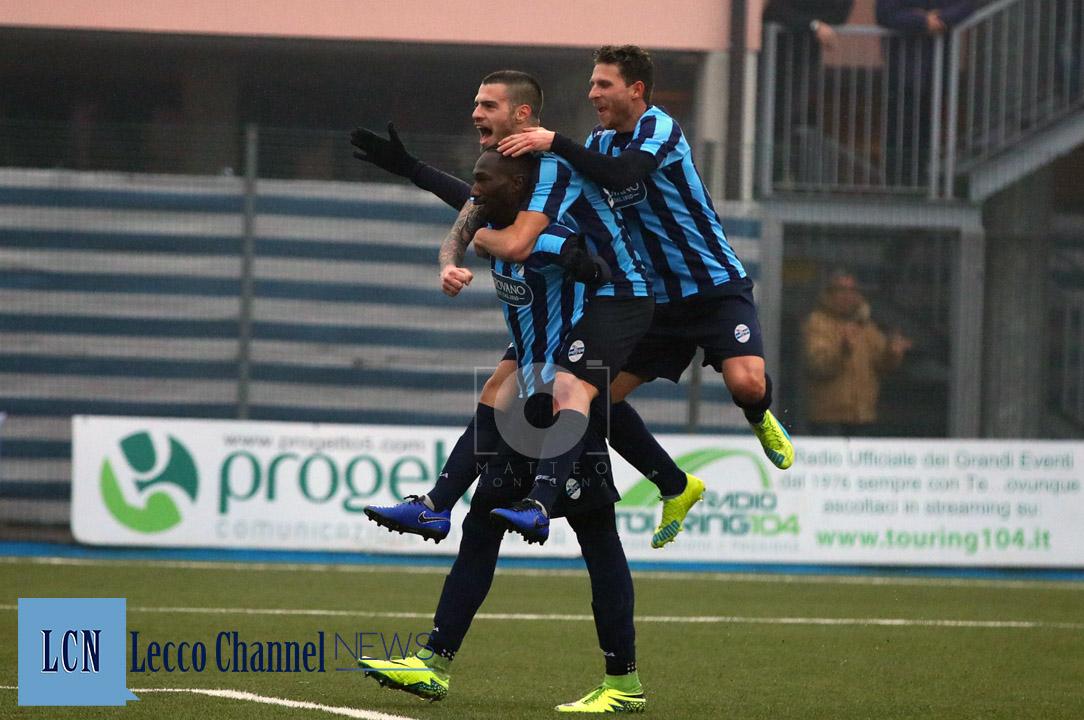 Calcio Lecco Moleri Fall Draghetti Folgore Caratese Serie D 10 febbraio 2019 (28)