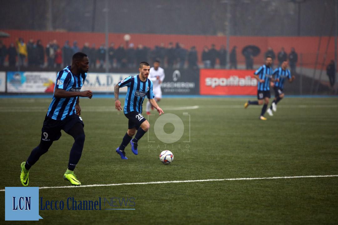 Calcio Lecco Moleri Fall Folgore Caratese Serie D 10 febbraio 2019 (32)