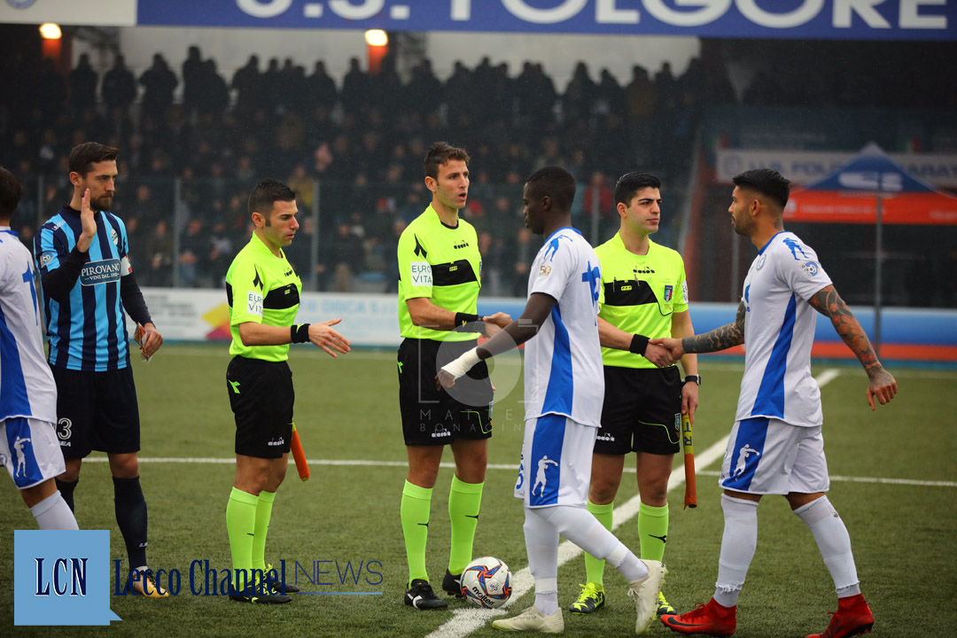 Calcio Lecco Virgilio di Trapani Terna Folgore Caratese Serie D 10 febbraio 2019 (5)