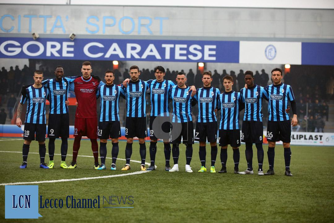 Calcio Lecco Squadra Folgore Caratese Serie D 10 febbraio 2019 (6)