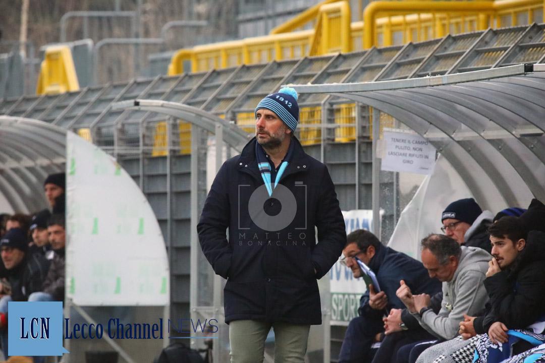 Calcio Lecco Gaburro Lavagnese Campionato Serie D 3 Febbraio 2019 (13)