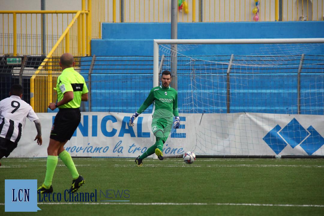 Calcio Lecco Safarikas Lavagnese Campionato Serie D 3 Febbraio 2019 (6)