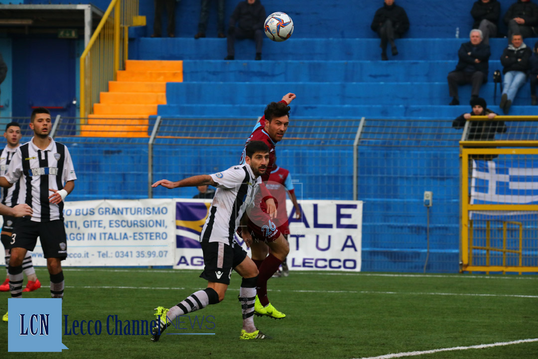 Calcio Lecco Dragoni Lavagnese Campionato Serie D 3 Febbraio 2019 (62)
