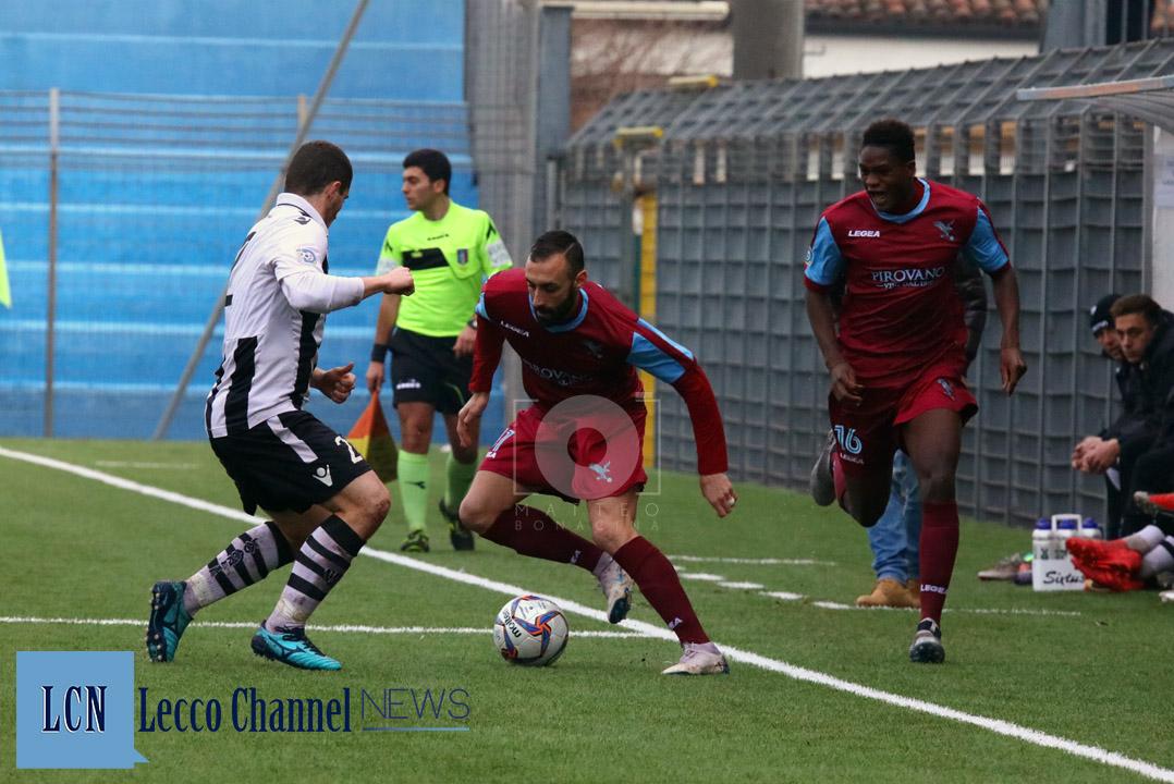 Calcio Lecco Lavagnese Campionato Serie D 3 Febbraio 2019 (7) D'Anna