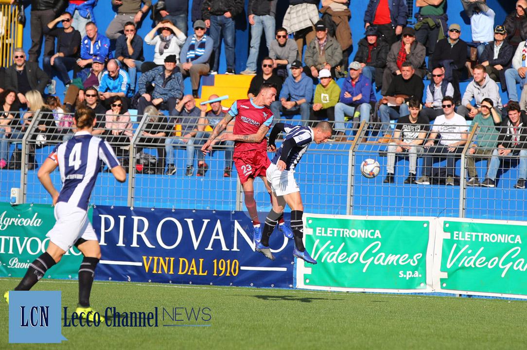 Calcio Lecco Savona Campionato Serie D 17 Febbraio 2019 (12)