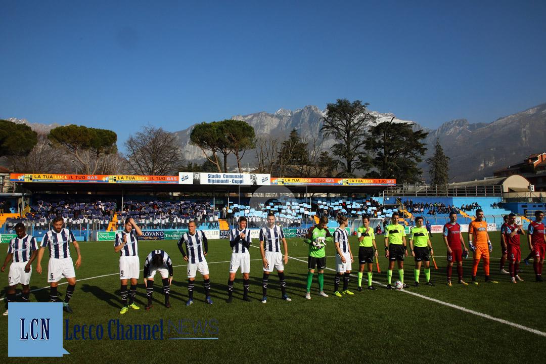 Calcio Lecco Savona Campionato Serie D 17 Febbraio 2019 (3)