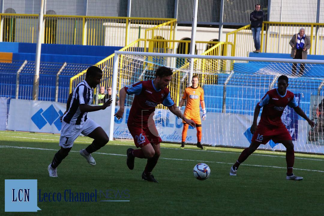Calcio Lecco Savona Campionato Serie D 17 Febbraio 2019 (34)