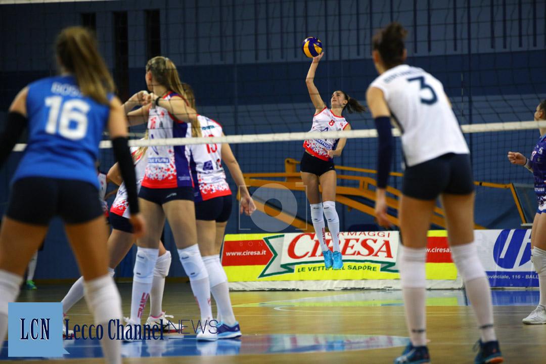 Picco Lecco Sironi Scuola del Volley Varese Serie B1 Campionato 9 Febbraio 2019 (11)