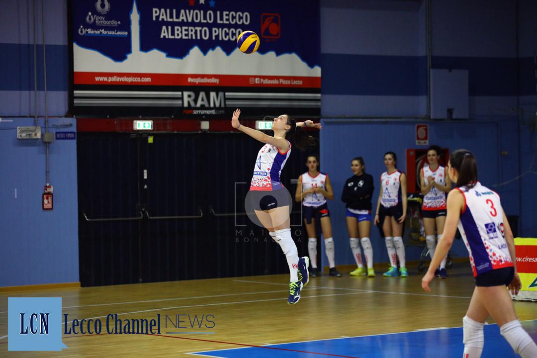 Picco Lecco Mandaglio Scuola del Volley Varese Serie B1 Campionato 9 Febbraio 2019 (12)