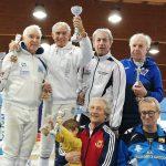 Carmina, solita garanzia: argento nella prova del Circuito italiano Master