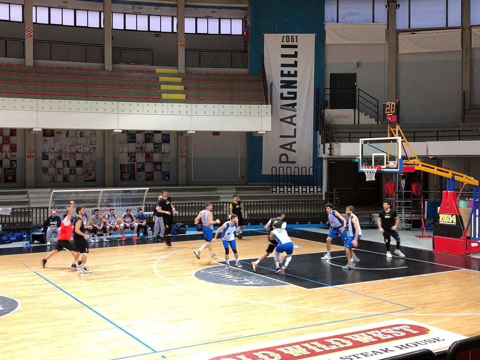 Amichevole Bergamo Basket Lecco (2)