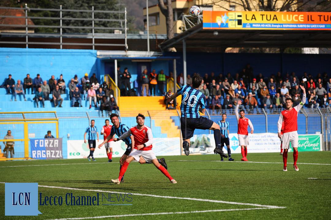 Calcio Lecco Pro Dronero Campionato Serie D 3 Marzo 2019 (17)