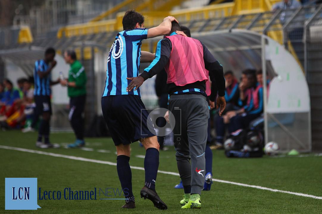 Calcio Lecco Pro Dronero Campionato Serie D 3 Marzo 2019 (21)