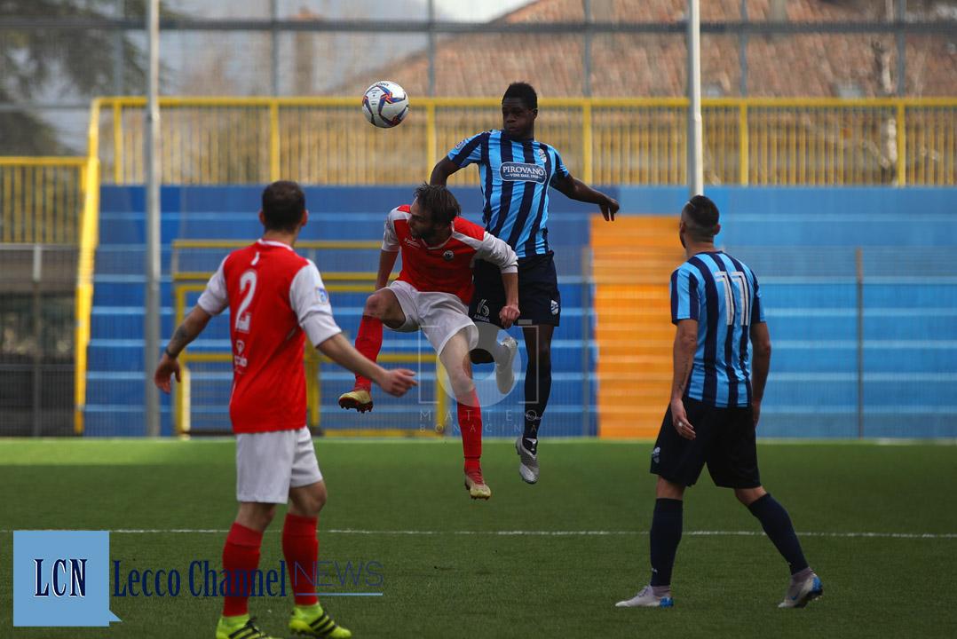 Calcio Lecco Pro Dronero Campionato Serie D 3 Marzo 2019 (26)