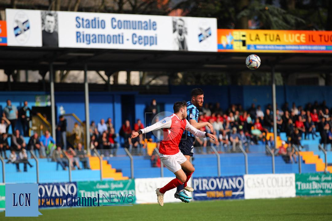Calcio Lecco Pro Dronero Campionato Serie D 3 Marzo 2019 (33)
