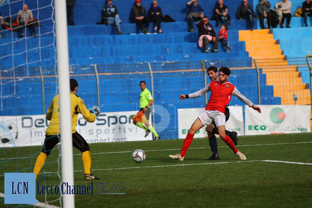Calcio Lecco Pro Dronero Campionato Serie D 3 Marzo 2019 (36)