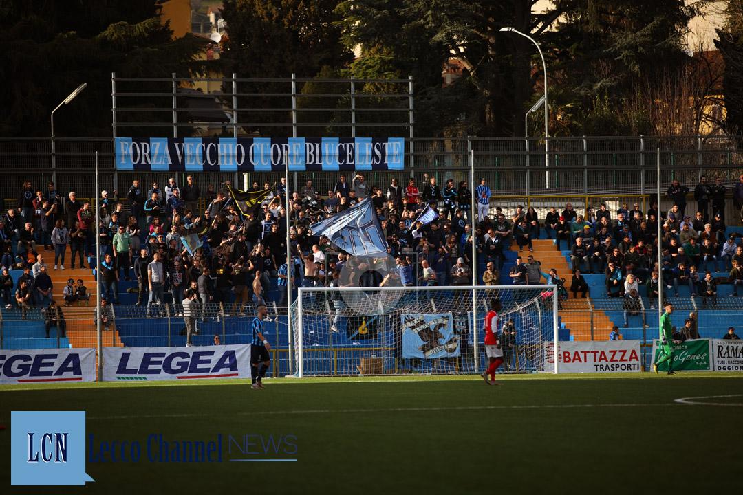 Calcio Lecco Pro Dronero Campionato Serie D 3 Marzo 2019 (60)