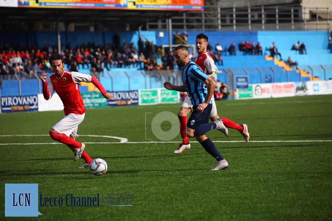 Calcio Lecco Pro Dronero Campionato Serie D 3 Marzo 2019 (9)