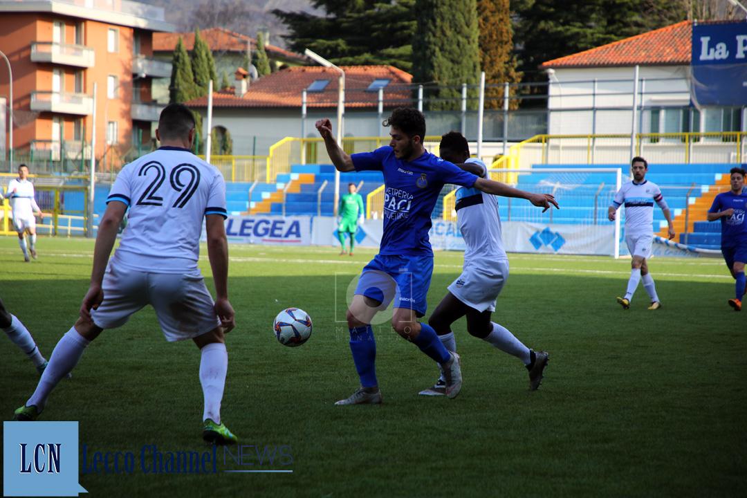 Calcio Lecco Seregno Amichevole 9 Marzo 2019 (4)