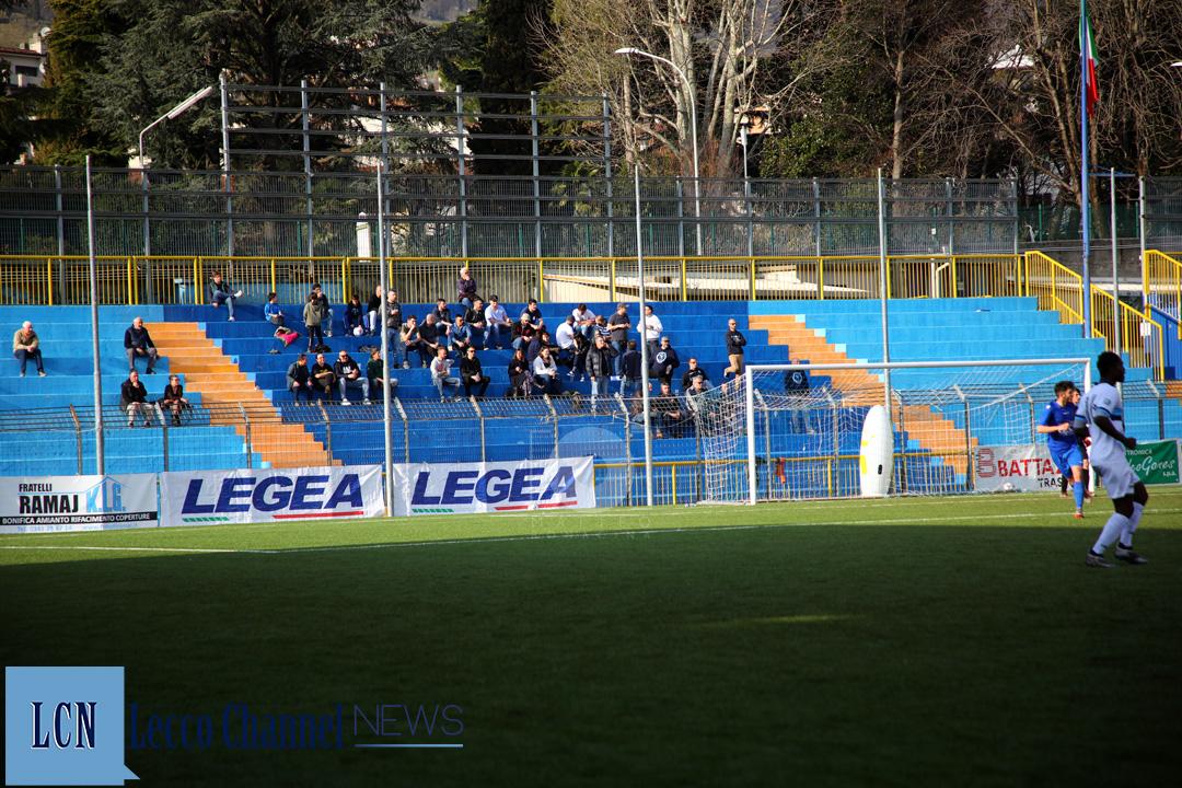 Calcio Lecco Seregno Amichevole 9 Marzo 2019 (5)